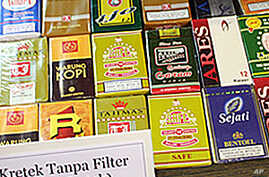 Tobacco Ads in Indonesia May Go Up in Smoke