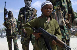 Somali Militias Recruiting Child Soldiers, New Report Finds