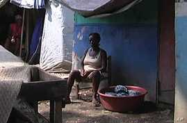 Life in Haiti's Tent Cities Differs by Location