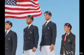 Anger Over US Olympic Uniforms Made in China Sparks Call for Tariffs