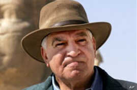 Egypt's 'Indiana Jones' Calls It Quits