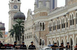 Malaysian Capital Braces for Electoral Reform Rally