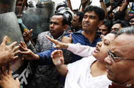 Opposition-Sponsored Strike Shuts Down Bangladesh
