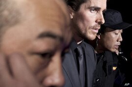 China Criticizes Actor Christian Bale for Failed Dissident Visit