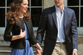 British Royals William and Catherine to Visit California in July