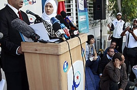 Islamist Party Claims Victory in Tunisia Election