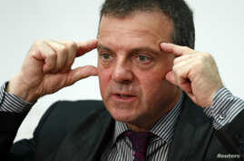 FILE - Walter Wobmann, from the anti-immigration Swiss People's Party, has said the veil ban will preserve Swiss culture and curb radical Islam.