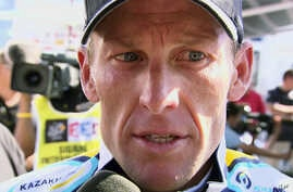 """This photo released by courtesy of Sony Pictures Classics shows Lance Armstrong in the documentary film, """"The Armstrong Lie."""" (AP Photo/Courtesy Sony Pictures Classics, Maryse Alberti) YEAR END"""