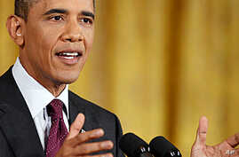 Obama Defends US Involvement in Libyan Conflict