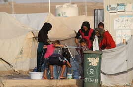 Humanitarian leaders say shutting down international flights to the Kurdistan Region will have a direct negative impact on the 1.6 million refugees and displaced people in the Kurdistan Region, which has a population of about 5 million people on Sept