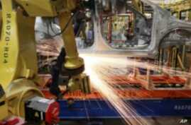 US Factory Sector Rises