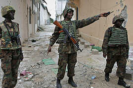 UN: Al-Shabab Weakened, Fragmented