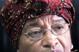 Re-Elected Liberian President Promises Reconciliation Initiative