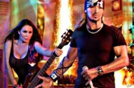 Rocker Brett Michaels starred in a reality show called, 'Rock of Love' and has a new program, 'Life As I Know It.'