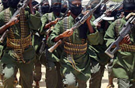 UN: Al-Shabab Preventing Somalis from Fleeing Country