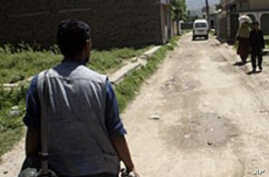Security Crackdown in Abbottabad Follows US Raid