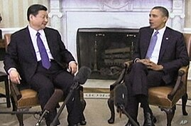 Xi Ends US Visit With Accord on American Films