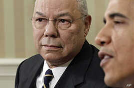 Obama, Colin Powell Urge New START Approval