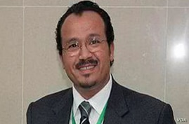 Dr Ali Al Ekr, sentenced to five years in prison.(doctors in chains.org).