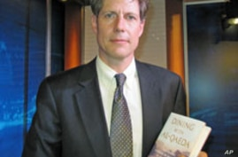 Hugh Pope, author of 'Dining with Al-Qaeda'