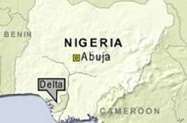 Nigeria's Main Militant Group, MEND, Claims Responsibility For Attack on Oil Facility