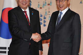 S. Korea, Japan Renew Cooperation Pledges Regarding North Korea