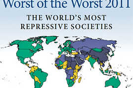 Freedom House's 'Worst of the Worst 2011: The World's Most