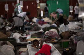 UN Estimates Cholera Could Affect 400,000 Haitians