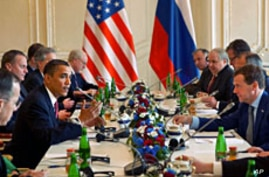 2010 Productive Year for US-Russian Relations