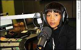 DJ Azania Injects 'Total Bliss' into African Radio