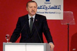 Ascendant Turkey Takes on West, Says Open to All