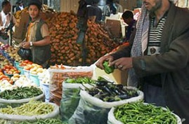 Mideast, N. Africa Instability Driving Food Costs to Near All-Time High