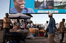 Eastern Congolese Gear Up for Election
