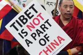 Another Tibetan Burns Himself to Death in China
