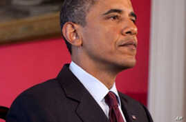 Obama Pushes for Quick Approval of Financial Reform Bill