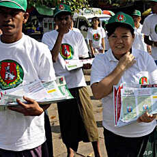Q&A: The Mood in Burma Ahead of the First Election in 20 Years