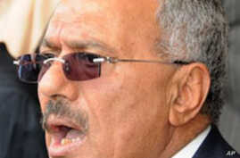 Yemen Government Official: Deal on President's Ouster Being Worked Out