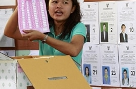 Opposition Forecast to Win Thai Election by Landslide