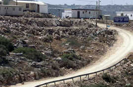 EU Denounces Israeli Plans for New Settlement Homes