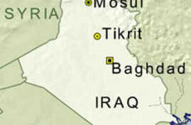 Police Officer Killed in Attack in Iraq