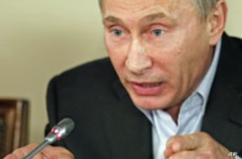 Chinese Academics Give Alternative Peace Prize to Russia's Putin
