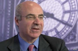 Founder of Hermitage Capital Management, William Browder, who once had huge investments in Russia.