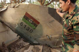 Libyan Rebels Claim Advances in Western Mountains