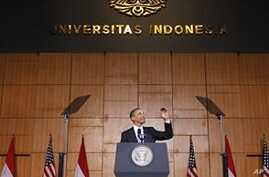 President Obama Defends Progress Made in Engaging Islamic World
