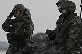 South Korea Conducts Additional Military Drills