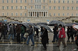 Greek Credit Downgraded Even With Bailout