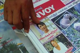 Burma Loosens Grip on Media Censorship