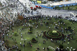 Tahrir Square: Home to Major Egyptian Political, Cultural Institutions