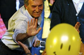 Buenos Aires Mayor Wins Re-Election