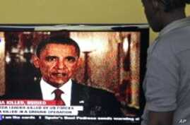 Africans React to Death of Osama bin Laden